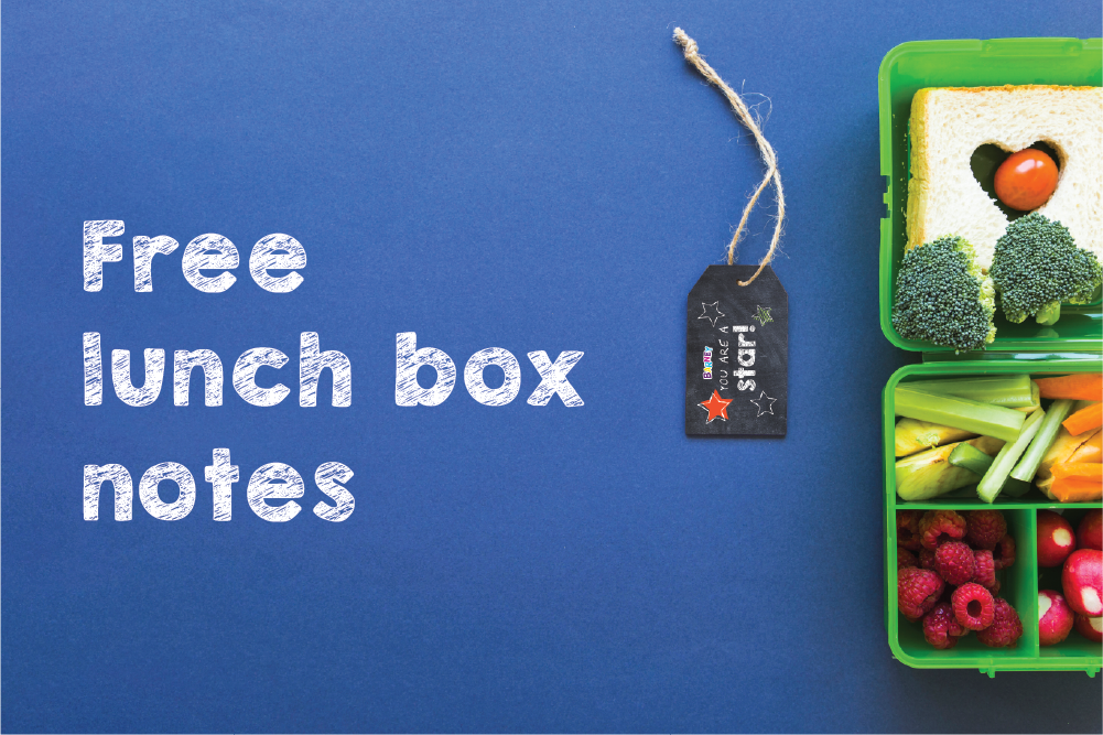 Free Lunch Box Notes