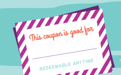 Free Mother's Day Coupon Template
