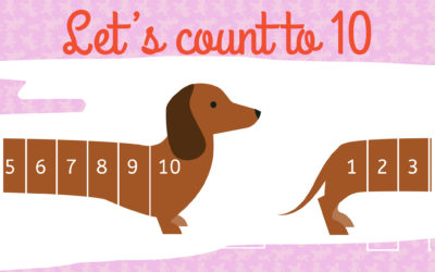 Free Let's Count To 10 Activity