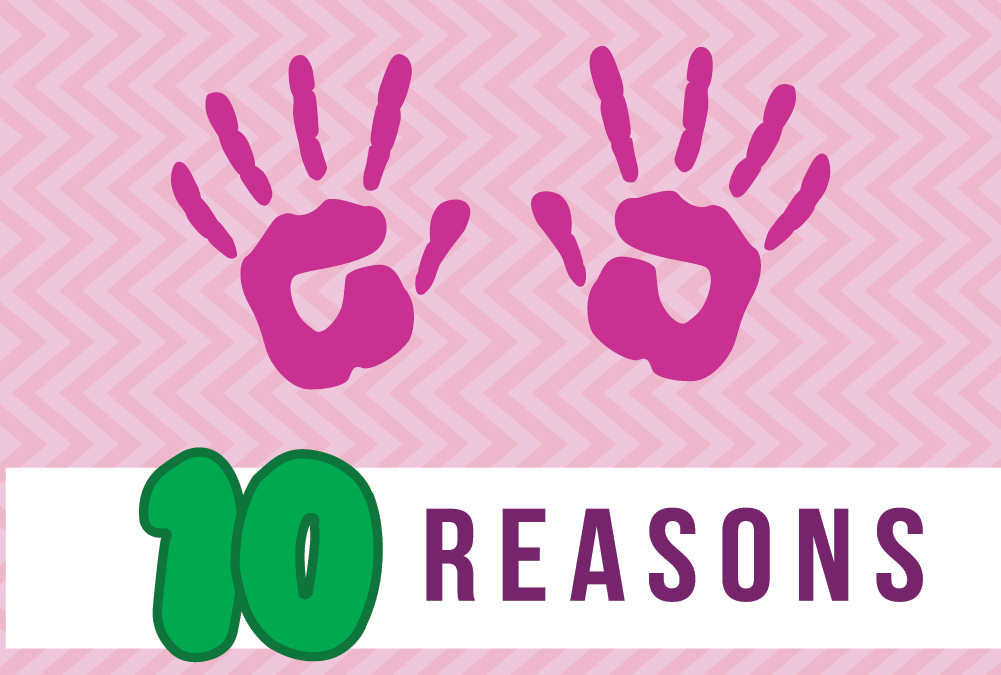 Free 10 reasons Card