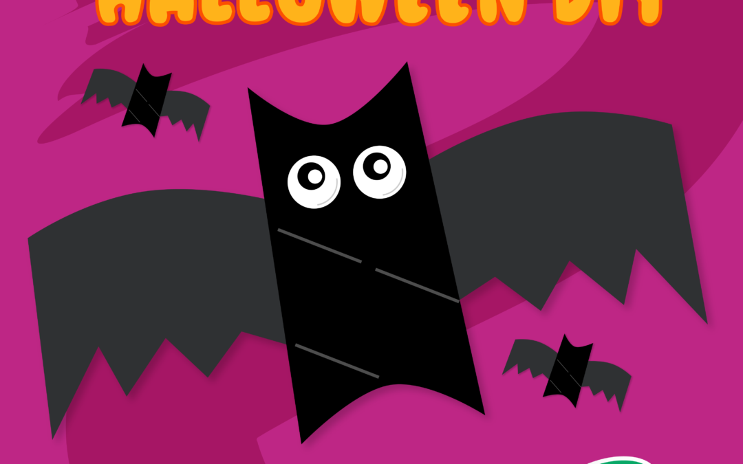 Halloween Bat DIY